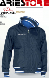 Siker Rain Jacket Royal