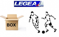 Legea Set Box Calcio Football
